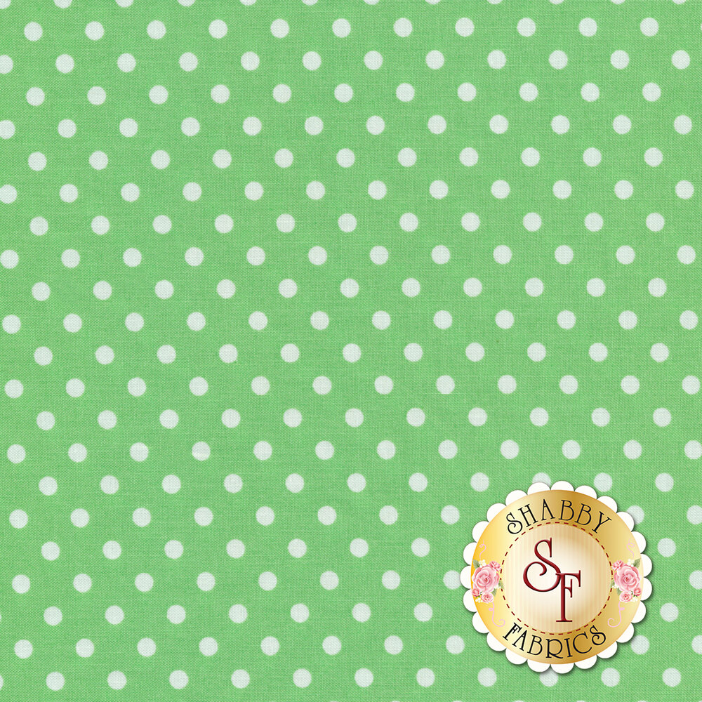 Dumb Dot  CX2490-PIST by Michael Miller Fabrics at Shabby Fabrics