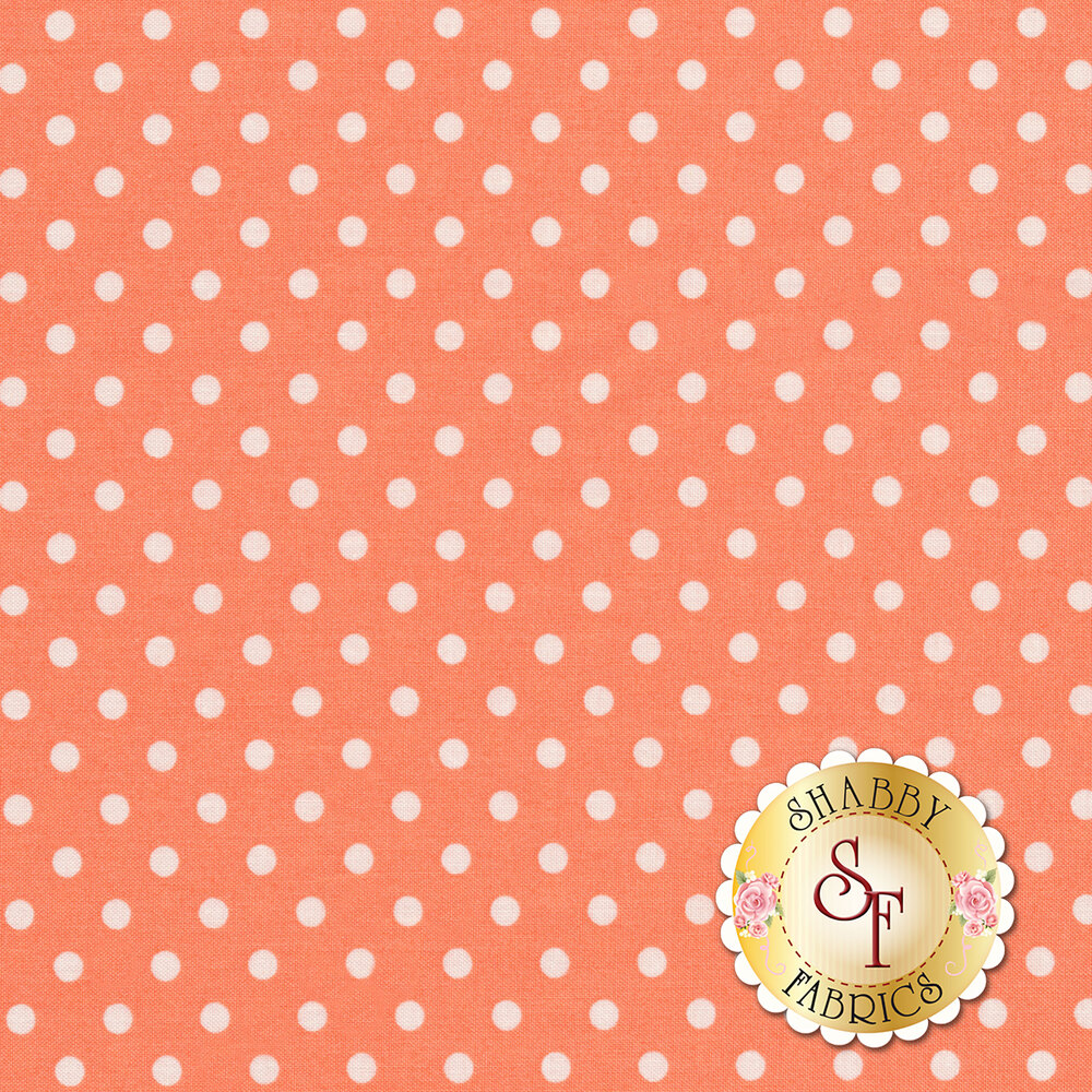 Dumb Dot  CX2490-SHER by Michael Miller Fabrics at Shabby Fabrics