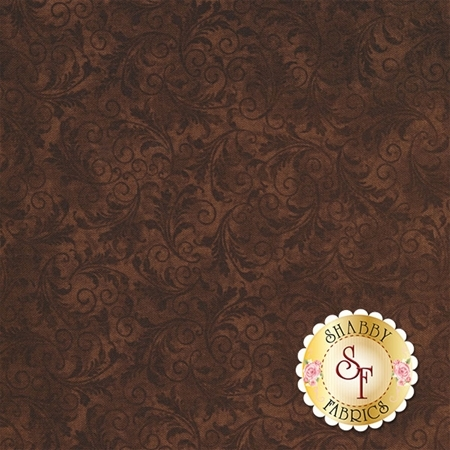 Echo C5500-Chocolate by Timeless Treasures Fabrics