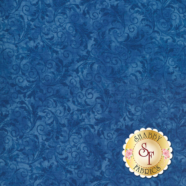 Echo C5500-Denim by Timeless Treasures Fabrics