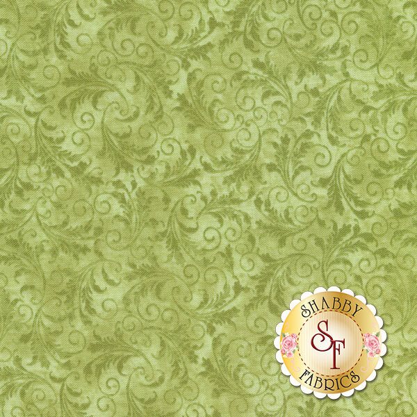 Echo C5500-Fern by Timeless Treasures Fabrics