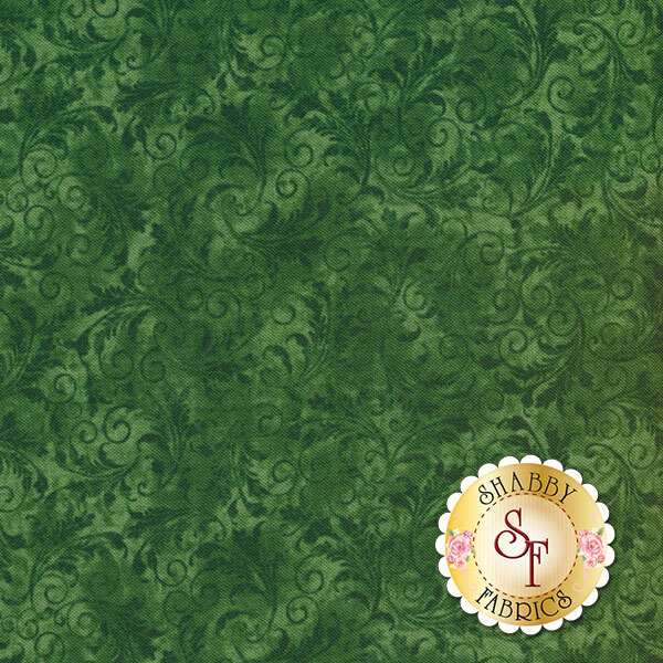 Echo C5500-Green by Timeless Treasures Fabrics