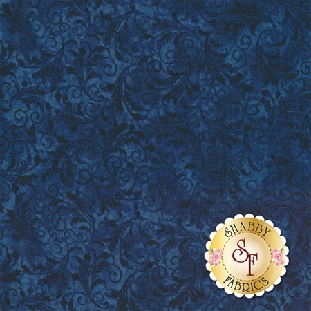 Echo C5500-Indigo by Timeless Treasures Fabrics