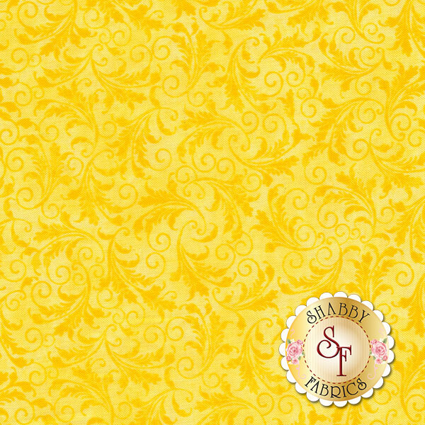 Echo C5500-Lemon by Timeless Treasures Fabrics