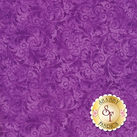 Echo C5500-Purple by Timeless Treasures Fabrics