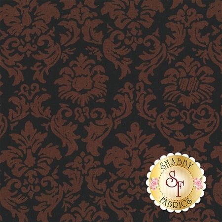 Elegant Roosters Y1713-3 by Dan DiPaolo for Clothworks Fabrics