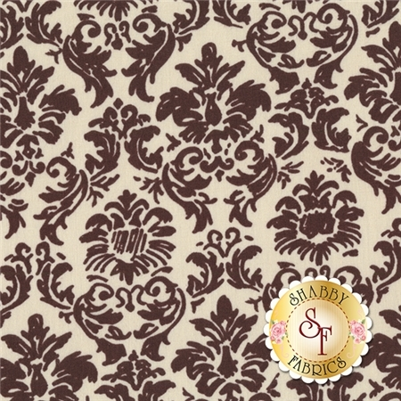 Elegant Roosters Y1713-57 by Dan DiPaolo for Clothworks Fabrics REM