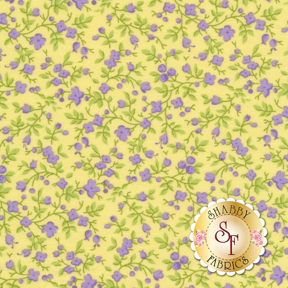 Emma's Garden 9175-S Calico by Debbie Beaves for Maywood Studio