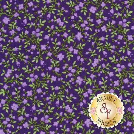 Emma's Garden 9175-V by Debbie Beaves for Maywood Studio Fabrics