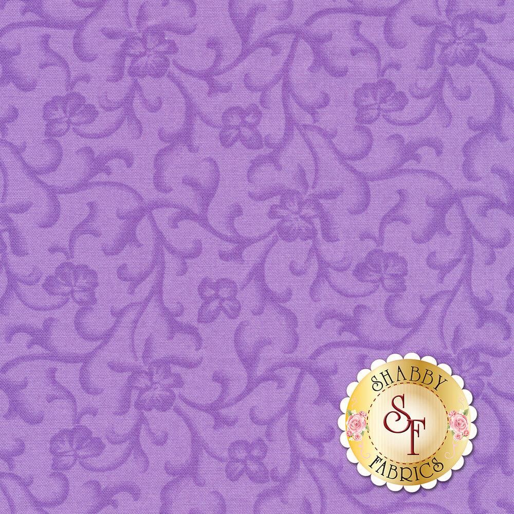 Emma's Garden 9177-V3 Tonal Scroll by Debbie Beaves for Maywood Studio