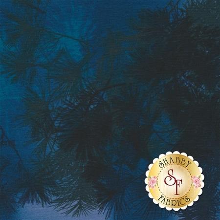 Enchanted Pines 15474-69 Midnight by McKenna Ryan for Robert Kaufman Fabrics