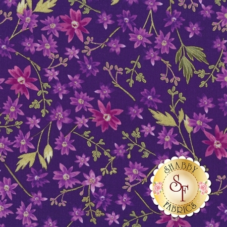 Enchanted 8828M-66 by Benartex Fabrics