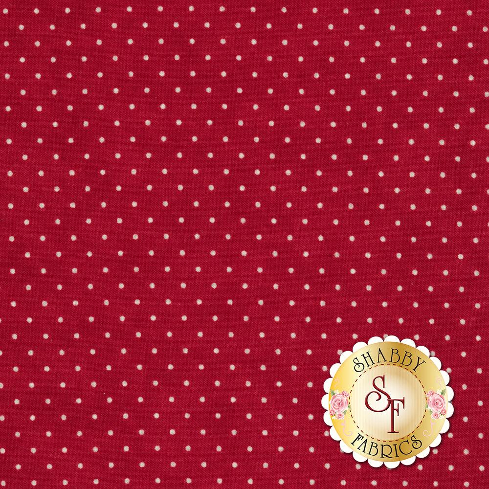 Moda Essential Dots 8654-101 by Moda Fabrics