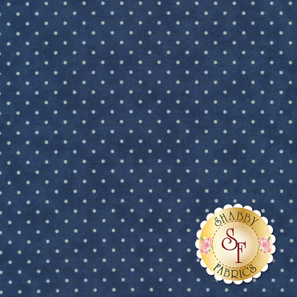 Moda Essential Dots 8654-105 by Moda Fabrics