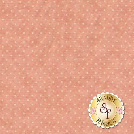 Moda Essential Dots 8654-14 Rose For Moda Fabrics