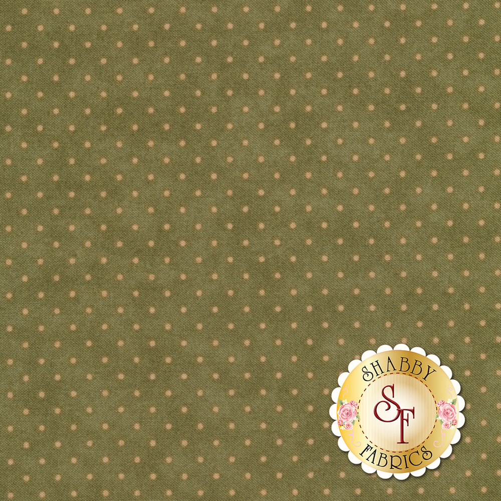 Moda Essential Dots 8654-44 by Moda Fabrics