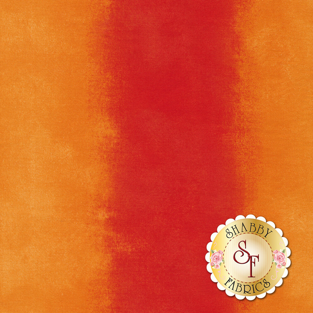 Essentials Ombre Washart 39117-383 Fire by Wilmington Prints