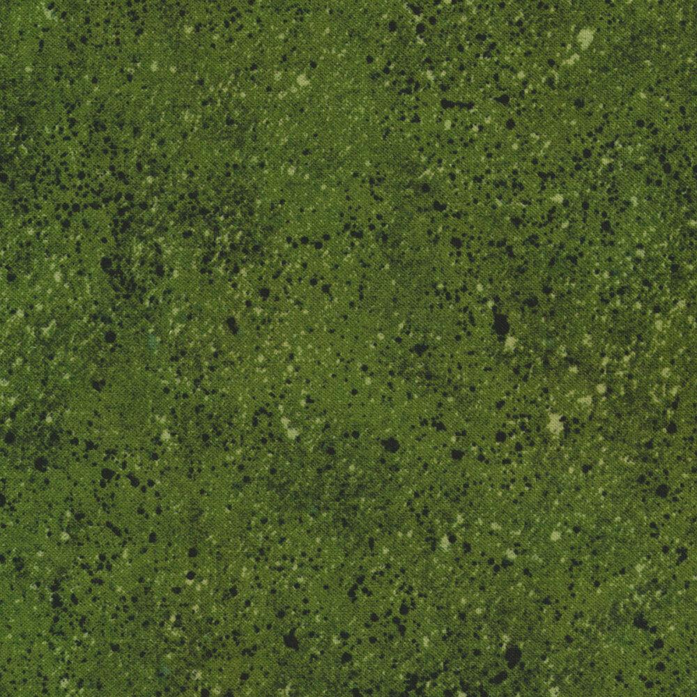 Essentials 31588-779 Dark Green by Wilmington Prints