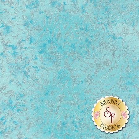 Fairy Frost CM0376-AQUA-D Aqua for Michael Miller Fabrics