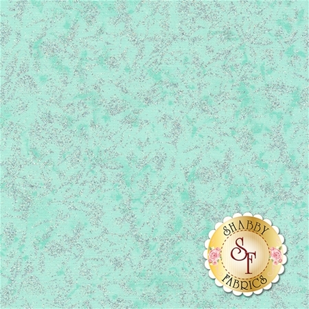Fairy Frost CM0376-SEAF-D by Michael Miller Fabrics