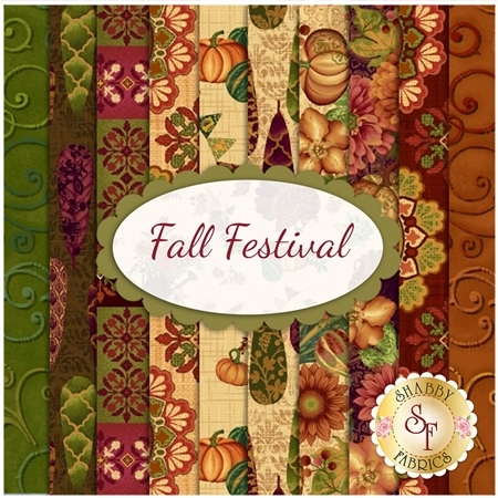 Fall Festival  Yardage by Studio E Fabrics