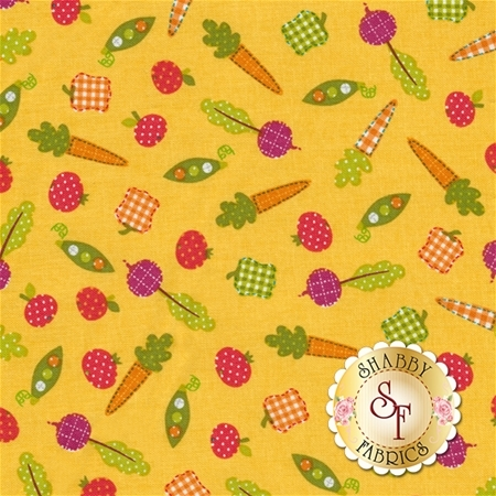 Farm Friends 61281-4 by Exclusively Quilters Fabrics
