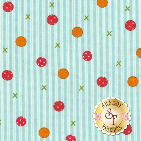 Farm Friends 61282-5 by Lucy A. Fazely for Exclusively Quilters Fabrics