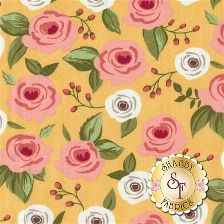 Farmer's Daughter 5050-14 Sunshine by Lella Boutique for Moda Fabrics