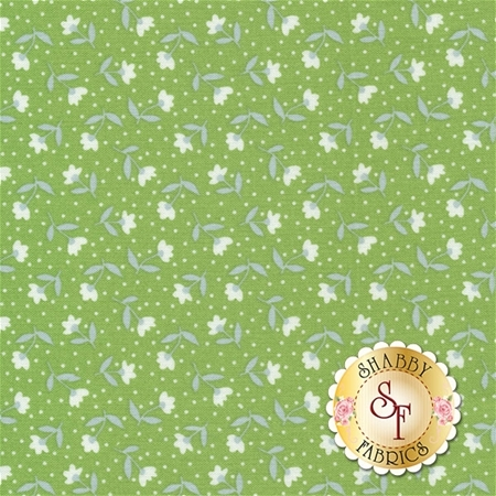 Farmer's Daughter 5051-15 Grass by Lella Boutique for Moda Fabrics