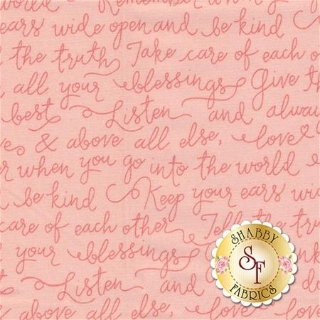 Farmer's Daughter 5052-16 Pink Lemonade by Lella Boutique for Moda Fabrics