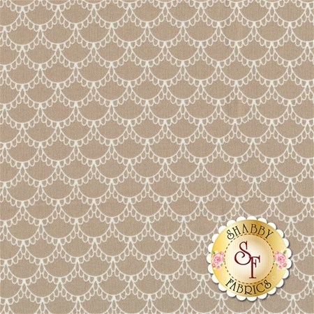 Farmer's Daughter 5053-13 Taupe by Lella Boutique for Moda Fabrics