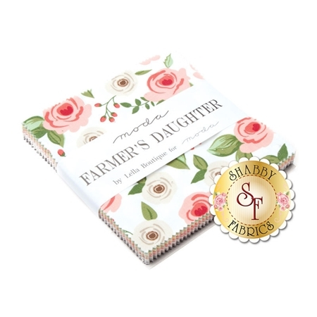 Farmer's Daughter  Charm Pack by Lella Boutique for Moda Fabrics