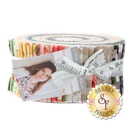 Farmer's Daughter  Jelly Roll by Lella Boutique for Moda Fabrics