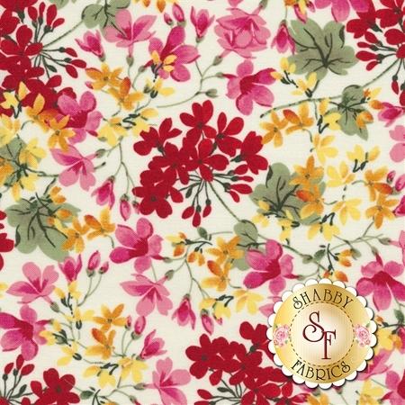 Farmhouse Floral C6881-CREAM by Riley Blake Designs