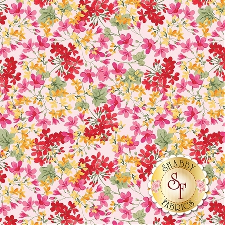 Farmhouse Floral C6881-PINK by Riley Blake Designs