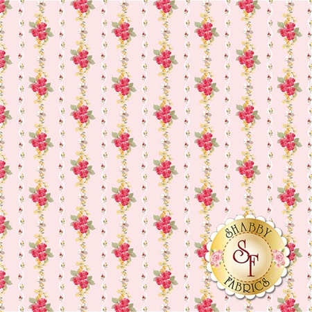 Farmhouse Floral C6882-PINK by Riley Blake Designs