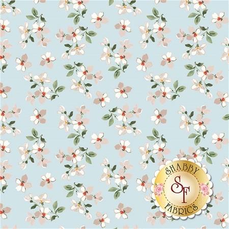 Farmhouse Floral C6884-BLUE by Riley Blake Designs