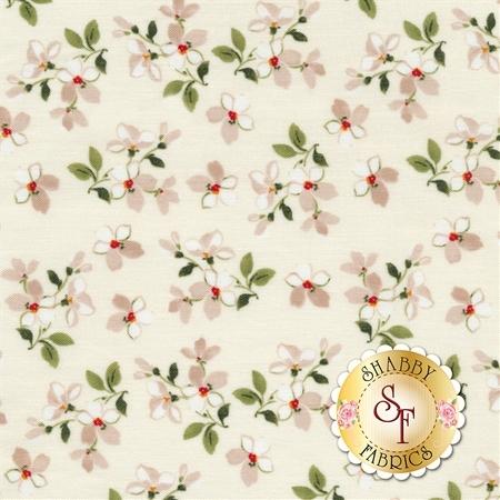 Farmhouse Floral C6884-CREAM by Riley Blake Designs