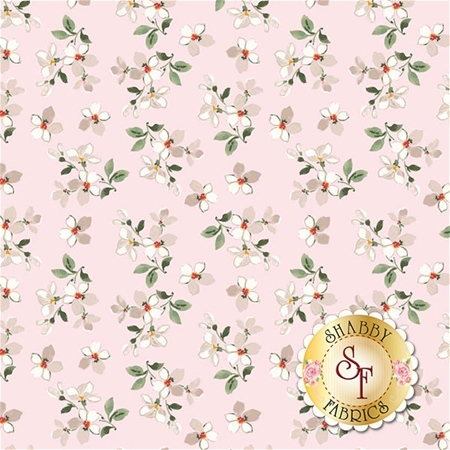 Farmhouse Floral C6884-PINK by Riley Blake Designs