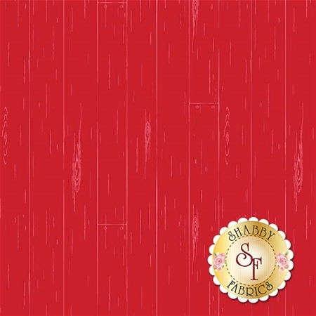 Farmhouse Floral C6885-RED by Riley Blake Designs