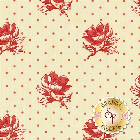 Farmhouse Reds 14851-13 by Moda Fabrics- REM