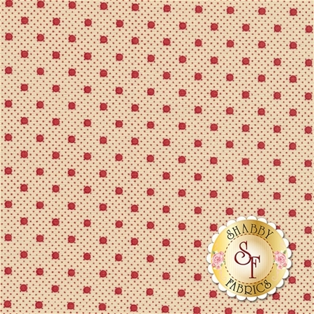 Farmhouse Reds 14855-13 by Moda Fabrics
