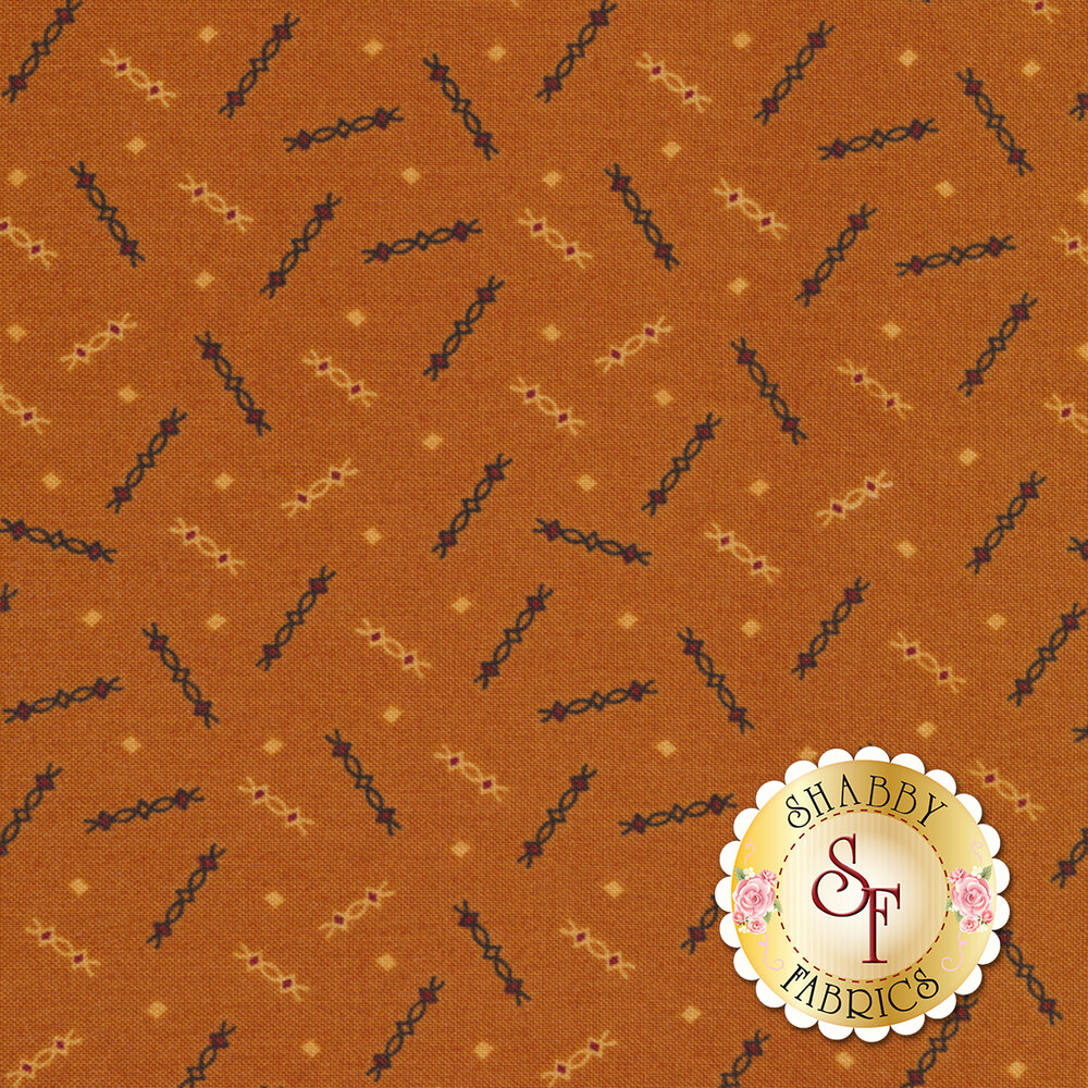Farmstead Harvest 6935-30 by Kim Diehl for Henry Glass Fabrics