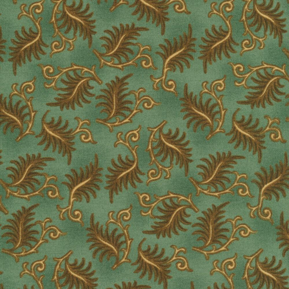 Farmstead Harvest 6938-11 by Kim Diehl for Henry Glass Fabrics