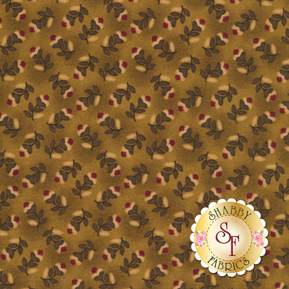 Farmstead Harvest 6939-33 by Kim Diehl for Henry Glass Fabrics