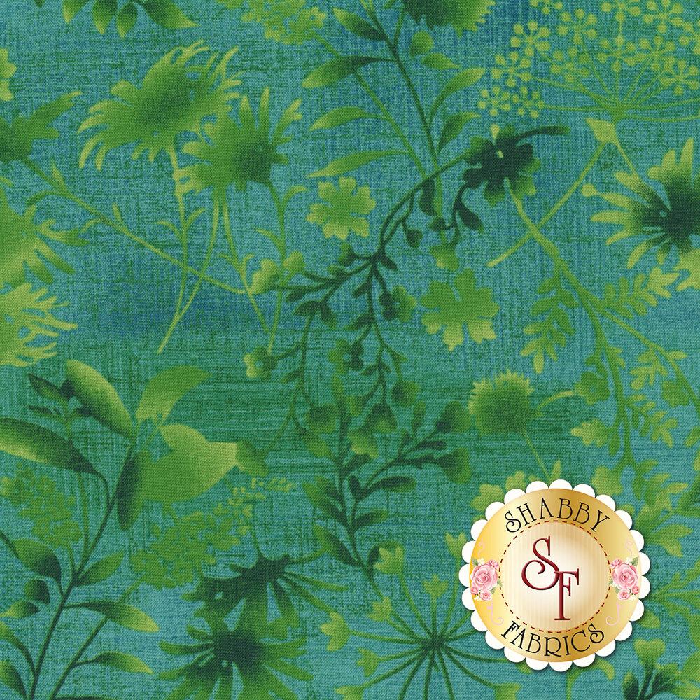Feather & Flora 4493-66 Wildflower Toss by Studio E Fabrics