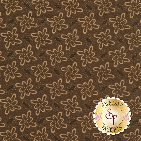 Fiddlesticks & Fancies 6710-33 by Kim Diehl for Henry Glass Fabrics