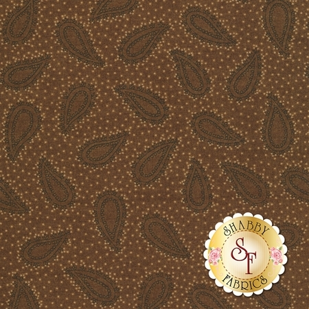 Fiddlesticks & Fancies 6712-33 by Kim Diehl for Henry Glass Fabrics
