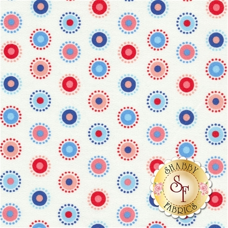 First Mate 21626-10 by Deborah Edwards for Northcott Fabrics- REM