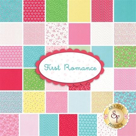 First Romance  Yardage by Kristyne Czepuryk for Moda Fabrics